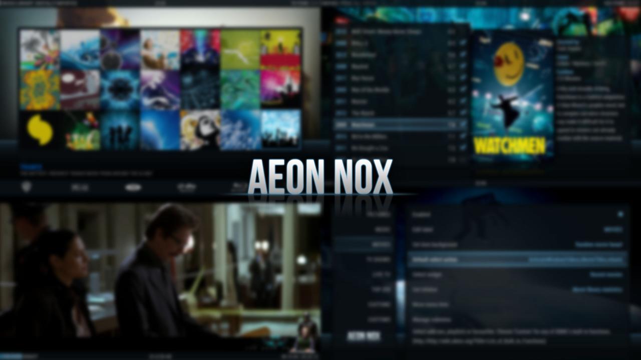 Aeon Nox 5: Redux