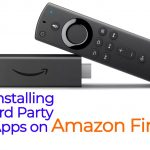 How To Allow The Installation of 3rd Party Apps on Amazon Fire TV(2019)