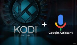 How To Control Kodi with Google Assistant