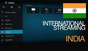 International Streams – Indian (Hotstar, Zee5, VIU)
