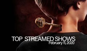 Top 10 Shows Streamed – February 11, 2020