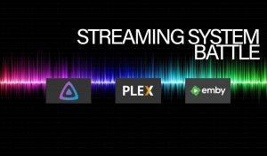 Streaming System Battle: Plex Vs. Ebmy Vs. Jellyfin