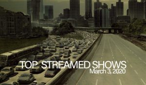Top 10 Shows Streamed – March 3, 2020