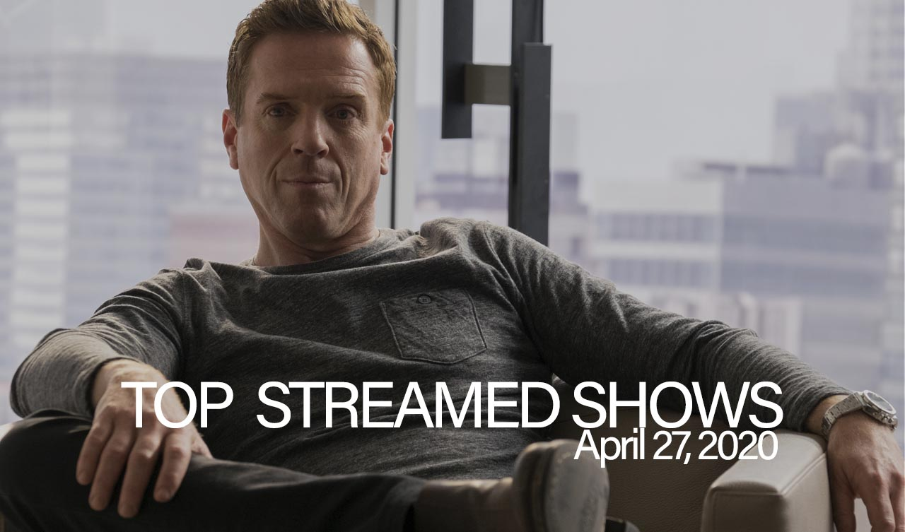 Top 10 Shows Streamed – May 4, 2020