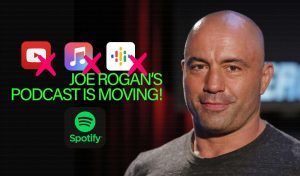 Joe Rogan Signs Deal with Spotify