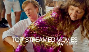 Top 10 Movies Streamed – May 17, 2020